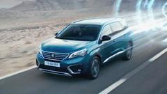 七座中型SUV标致5008 国产6月8日上市