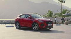 全新中型SUV 捷豹E-PACE全球首发