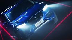 跑车型SUV捷豹F-PACE 极致操控迎新挑战