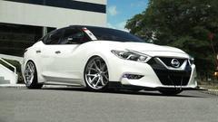 日产Maxima 换装高端Ferrada FR2轮毂