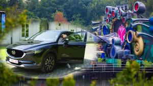 马自达CX-5携明日世界电音节 感受热力