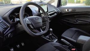 福特翼博小型SUV 外观细节实拍