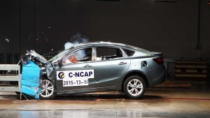C-NCAP MG GT荣获五星