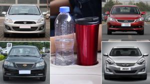 四款家轿储物空间全面测试