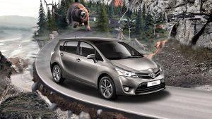 丰田汽车虚拟安全驾驶体验