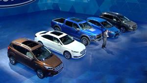 福特品牌创新之夜