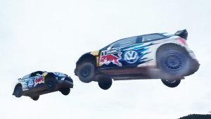 震惊泪奔 大众汽车退出WRC
