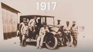 三菱100周年传奇历史