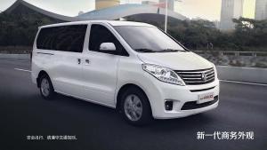 东风风行F600中级商务车