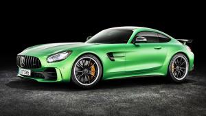 性能猛兽奔驰AMG GT-R
