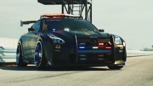 日产GT-R警用外观版将亮相
