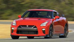 日产GT-R赛道版即将亮相