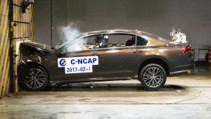 C-NCAP 辉昂至尊版获5星