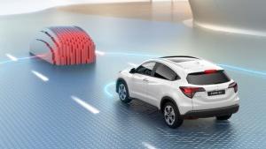 本田HR-V驾驶辅助系统解析