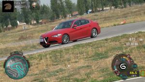 Giulia赛道圈速测试