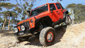 Jeep牧马人越野利器