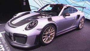 保时捷911 GT2 RS亮相