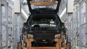 A3 Sportback g-tron生产