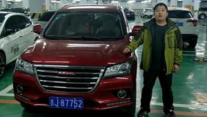 哈弗H2 SUV自主品牌领导者