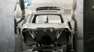 宝马X7生产过程全曝光