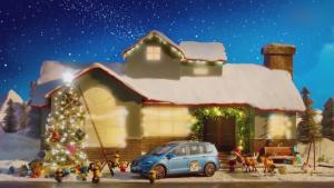 全新途安L圣诞奇遇记