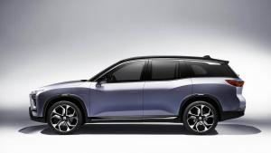 2018款蔚来ES8 高性能SUV