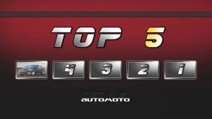 五款大中型车对比试驾