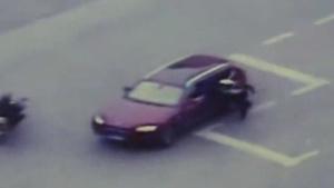 交警路口执法遇难 肇事司机被刑拘