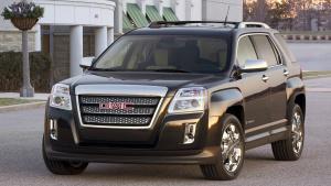 美式全尺寸SUV 2015款GMC Acadia