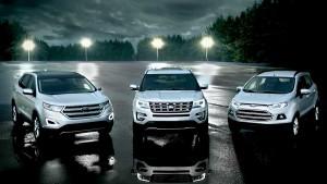 福特SUV家族采用LED光源