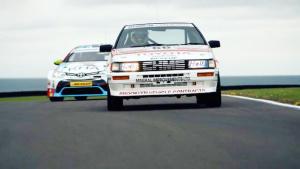 征战30年纪念 丰田BTCC冠军车卡罗拉GT