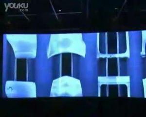 日产丰田汽车公司高科技的生产流水线