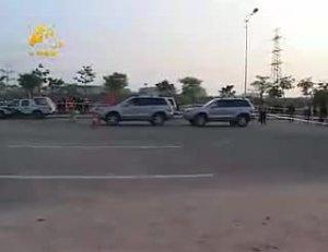 广州车展精彩回顾--- 四轮部落节目鉴赏