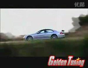 最快敞篷跑车奔驰CLKDTM驾驶体验