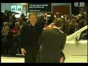梅赛德斯奔驰R63 AMG和ML63 AMG发布会2
