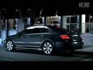 精彩生活 一车体现 讴歌RL广告