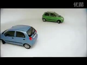 超小型雪佛兰轿车可爱版广告篇