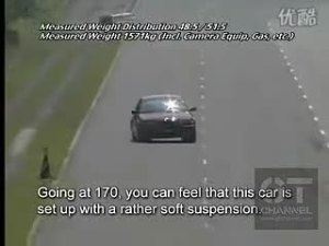 马自达 宝马3对阵英菲尼迪G35 Coupe