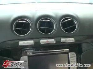 福特S-MAX 内部设施全方位展示