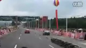 国外车友实拍莲花竞速赛车视频