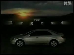 本田Legend日本地区15秒宣传片