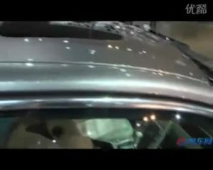 2009广州车展沃尔沃S80L加长版亮相