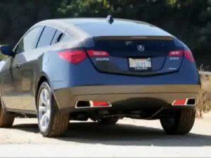 初步了解交叉车型 2010 Acura ZDX