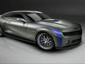 汽车情报:Hennessey Camaro HPE700