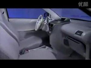 2010北京车展 丰田FT-EV精彩视频