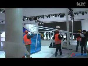 2010北京车展 探馆马自达-清展台