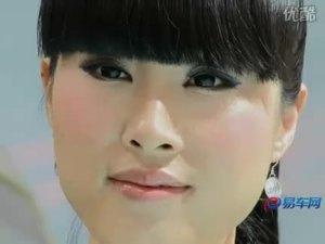 2010北京车展江淮瑞风祥和车模