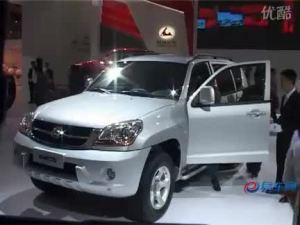 2010北京车展 广汽长丰猎豹CS6