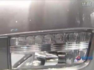 2010北京车展 凯迪拉克SLS赛威