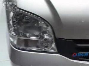 2010北京车展 五菱展台新五菱之光